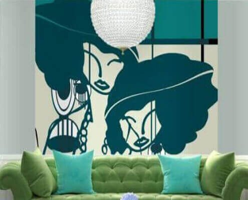 self adhesive vinyl for Decoration