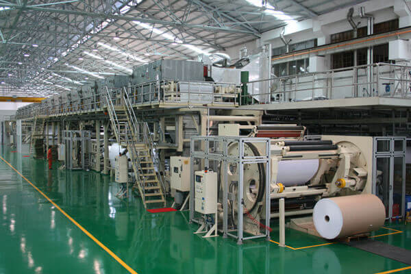 self adhesive films production line