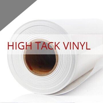 high tack self adhesive vinyl