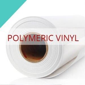 polymeric self adhesive vinyl
