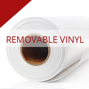 removable self adhesive vinyl