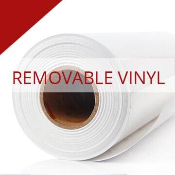removable self adhesive vinyl